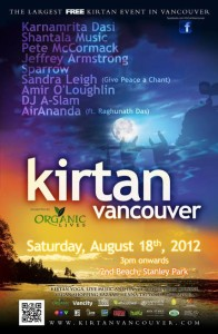 KirtanVancouver2012Poster